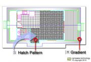 Hatch Pattern and Gradient in AutoCAD Training Melaka Puchong Selangor