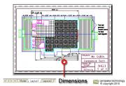 Dimension in AutoCAD Training Melaka Puchong Selangor